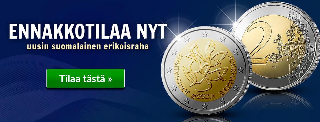 Uusi suomalainen erikoisraha
