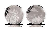 Commemorative Silver Coin in Celebration of Åland Autonomy